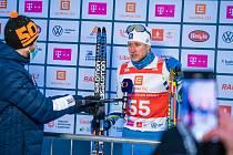 Jan Šrail v letošní sezoně.