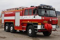 Tatra SDH Klatovy po opravě