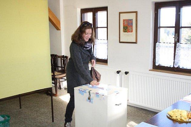Nové komunální volby v obci Prášily