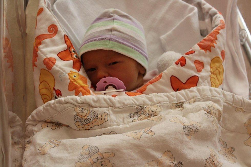 Tereza Cajthamlová se narodila 31. května v 6:29 rodičům Tereze a Milanovi z Rokycan. Po pří-chodu na svět v plzeňské FN na Lochotíně vážila jejich prvorozená dcera 2690 g a měřila 48 cm.