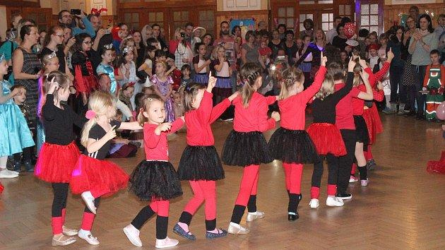 Maškarní ples v Sušici