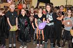 Halloween party v Dolanech.