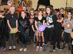 Halloween party v Dolanech.