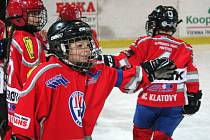 Hokej, 3. třída: HC Klatovy - HC Pilsen Wolves