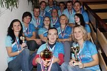 Vyhlášení Pošumavské hasičské ligy 2013 v Klatovech