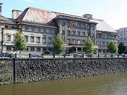 Městské lázně v Plzni.