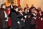 Tříkrálový koncert v pačejovském kostele
