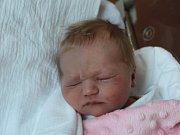 Rozálie Koželuhová z Bolešin (3700 g, 51 cm) uviděla světlo světa v klatovské porodnici 13. listopadu ve 21.07 hodin. Rodiče Lucie a Petr si nechali pohlaví miminka jako překvapení na porodní sál. Na sestřičku se těší Tomáš (3) a Matěj (21 měs.).