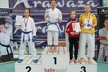 Karatisté KK Klatovy Kryštof Ruža a Anika Draheimová přivezli z ME v rumunské Kluži kompletní sadu medailí. Ruža vybojoval mistrovský titul v kumite a bronz v kata, Draheimová získala stříbrnou medaili v kumite družstev.