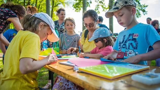 O víkendu 19. - 21. května se v Sušici konaly Sušické slavnosti.