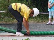 Pošumavská hasičská liga v Janovicích nad Úhlavou