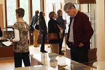 Zahájení výstavy putování za předky v klatovském muzeu