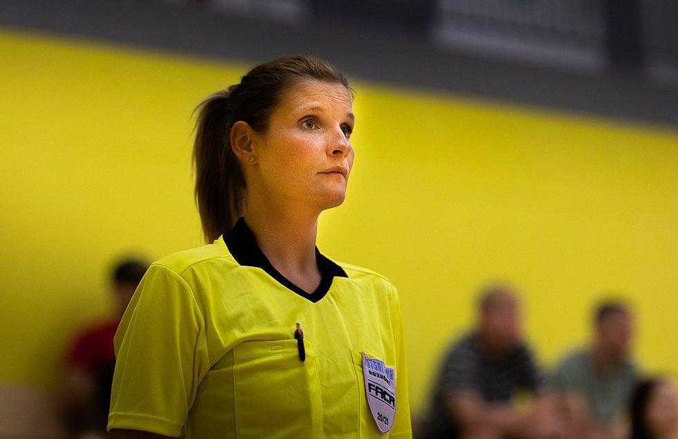 Sudí Zuzana Špindlerová.