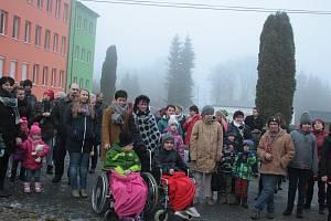Domov pro osoby se zdravotním postižením pozval veřejnost na Den otevřených dveří, při té příležitosti přestavil novou jídelnu a koupelnu.