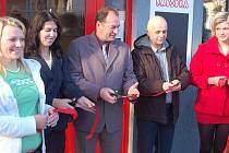 Otevření kavárny v SOŠ a SOU Sušice