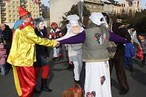 Masopust v Nýrsku 8. 2. 2014
