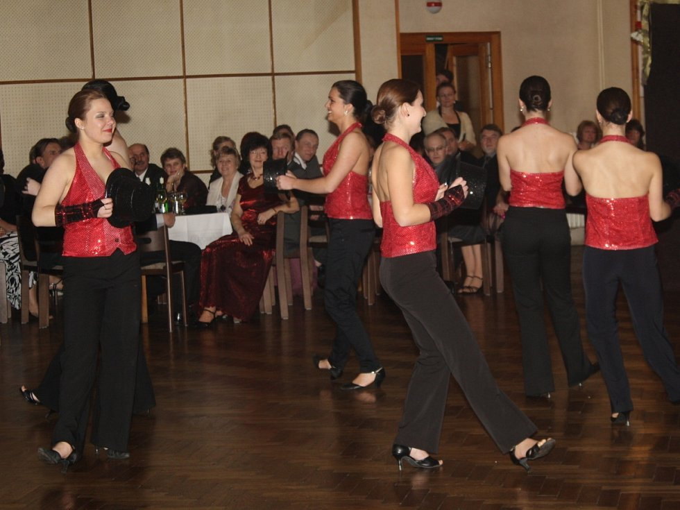 Prácheňský reprezentační ples