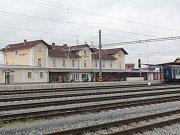 Nádraží Horažďovice předměstí bylo dokončeno.