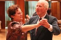 Tradiční ples seniorů v Klatovech 14. 11. 2012