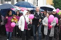 2. ročník Avon pochodu v Klatovech