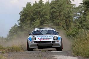 Startuje Rally Pačejov. Pojede Solberg, Dohnal i bývalý pilot F1.