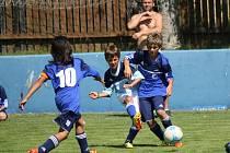 Přípravyný zápas starších žáků Klatovy - Sušice