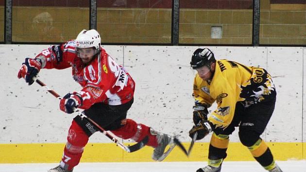 SHC Klatovy - HC Sokolov