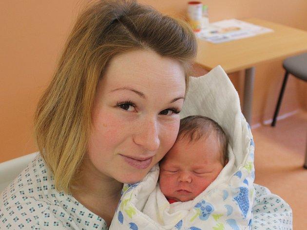 Marek Irlbek z Točníka (3670 g, 50 cm) přišel na svět v klatovské porodnici 20. prosince v 9.53 hodin. Rodiče Kateřina a Ladislav věděli, je jejich prvorozené miminko bude chlapec a na svět ho přivítali společně.