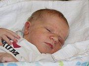 Jan Brabec z Roupova (3710 g, 52 cm) se narodil v klatovské porodnici 3. prosince v 11.15 hodin. Rodiče Tereza a Václav věděli, že Vašík (4) bude mít brášku.