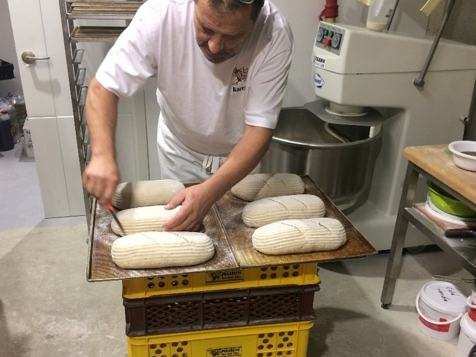 Olympiáda z pohledu sušických pekařů.