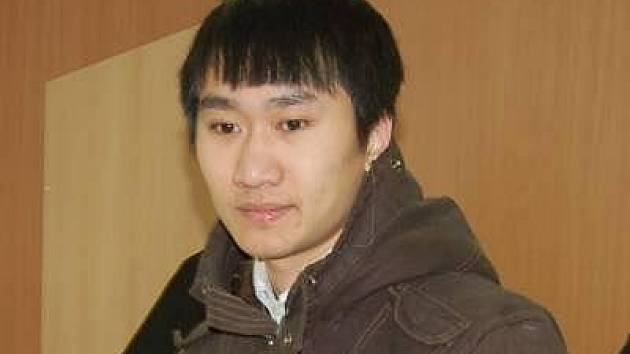 Tran Viet Dung před klatovským soudem