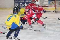 Turnaj 4. tříd HC Klatovy - HC Milevsko 1:0.