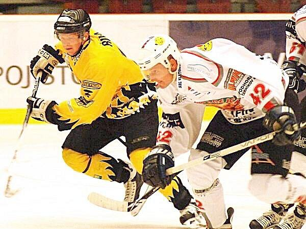 Hokej Sokolov - Klatovy