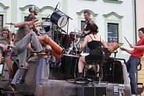 Bubenická show a výstava Lukáše Raise v Klatovech