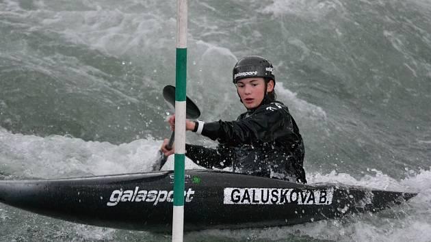 Bára Galušková.