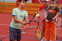 Soustředění děti z tenisového oddílu SKP Klatovy