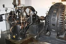 100. výročí založení elektrárny Čeňkova Pila a elektrifikace města Kašperské Hory