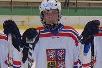 Radek Mužík z Klatov poprvé v reprezentaci U16