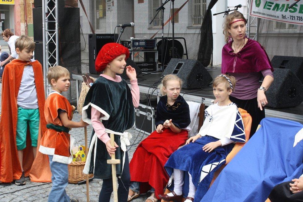 Slavnosti kaše v Horažďovicích