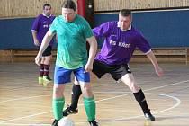 Klatovská zimní amatérská liga: PS Křeč - Real Hybrid