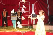 Cirkus Berosini v Klatovech