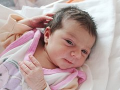Ellen Bláhová z Hájů (3630 g, 52 cm) se narodila v klatovské porodnici 5. března v 7.21 hodin. Rodiče Petra a Jan dopředu věděli, že jejich prvorozeným miminkem bude holčička. Tatínek byl přítomen u porodu.