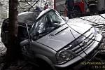 Pondělní nehody na Klatovsku.