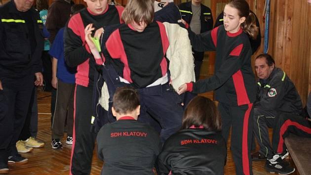 Setkání Mladých hasičů v Sušici