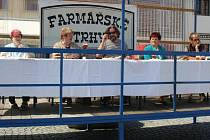 Farmářské trhy v Sušici 19. 5. 12