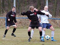 FK Horažďovice - SKP Rapid Plzeň 0:4