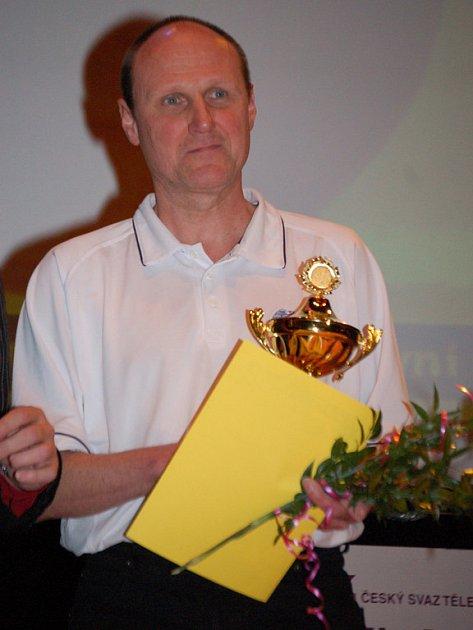 Osobností Pošumavského sportovního sdružení Klatovy roku 2007 je basketbalový rozhodčí Václav Galajda, člen TJ Klatovy. Cenu převzal v pátek odpoledne při slavnostním setkání a vyhlášení nejlepších v klatovském kulturním domě.