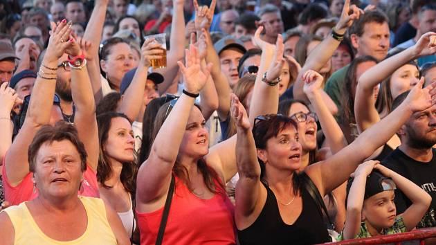 Pivní slavnosti v Klatovech se vydařily