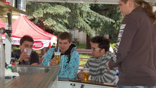 Klatovské Slavnosti hudby a piva 2009