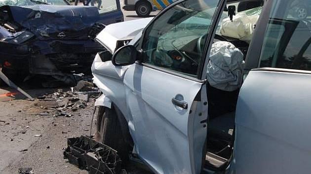 Nehoda u Lomce